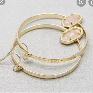 Kendra Scott Elora Hoop Earring